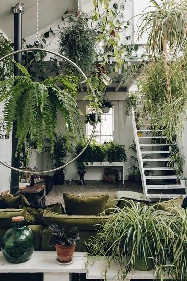 comment construire un jardin d hiver
