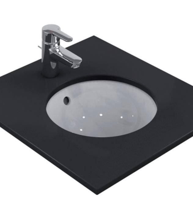 Habitium Vasque A Encastrer Sous Plan Circulaire 48 Connect Ideal Standard E505401