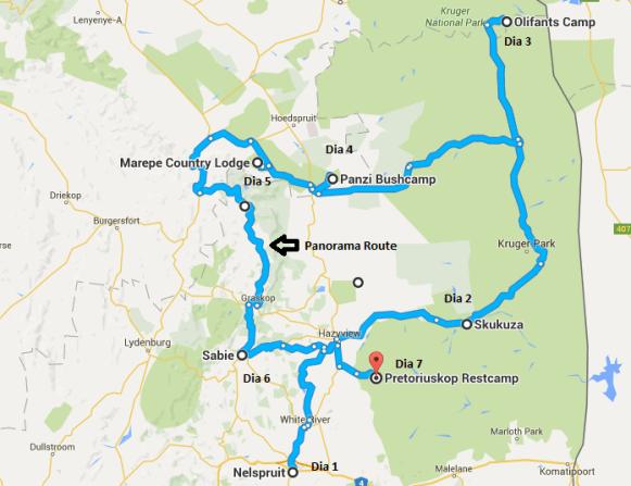 mapa viagem parte 2