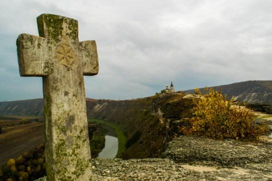 Monasterio orheiul vechi