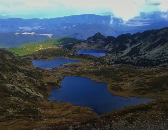 7 lagos rila bulgaria