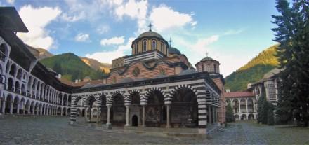 rila monasterio bulgaria