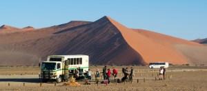 Transporte – Namíbia