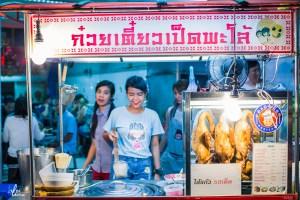 Bangkok: A rua em cena!
