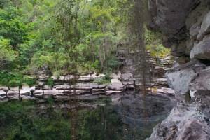 ibicoara cachoeira buração e fumacinha
