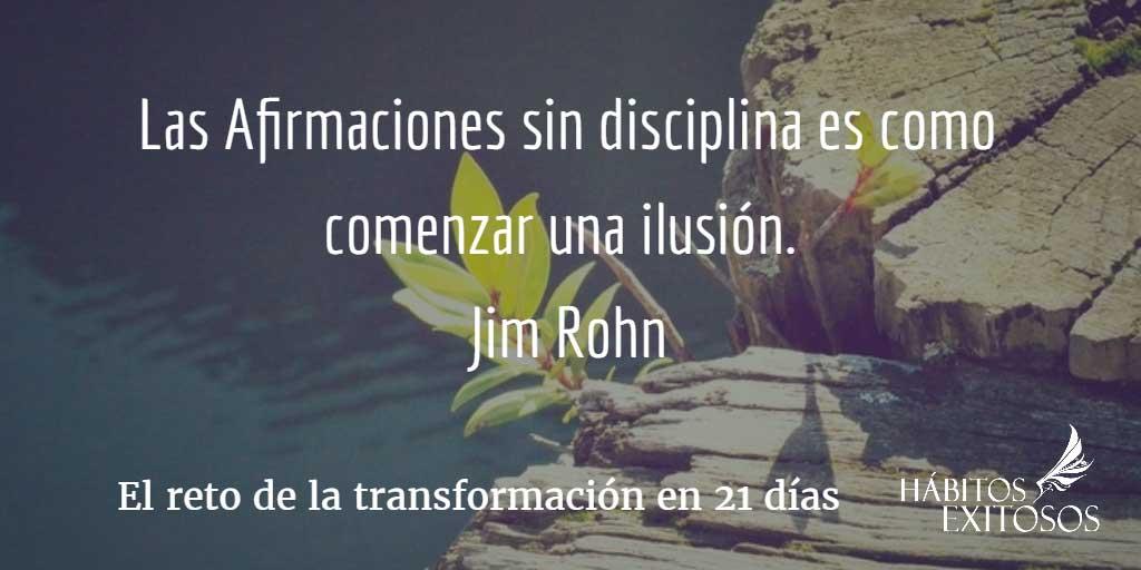 Suscríbete al reto de la transformación en 21 días