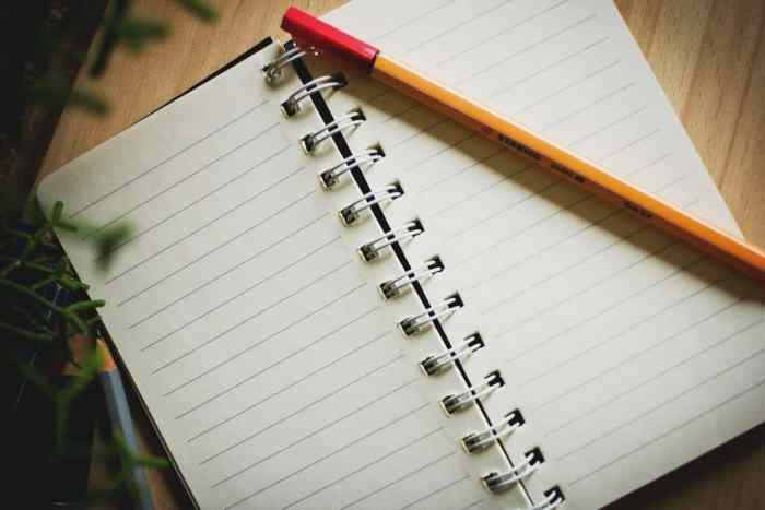 use journal to increase productivity