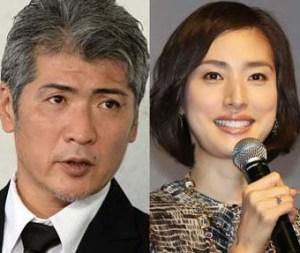 吉川晃司と天海祐希