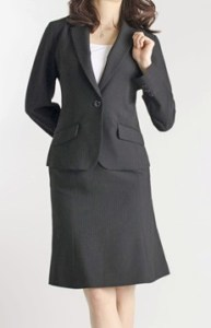 女子大学生スーツ