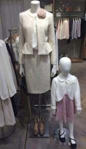 30代ママ 入園式 服