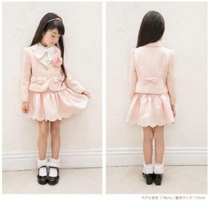 入園式 女子 服