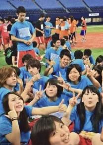 小瀧望 高校 体育祭