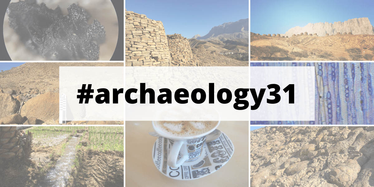 #archaeology31 2020 Photo Challenge Summary