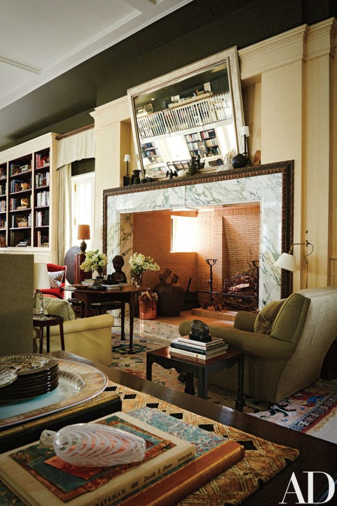 Habitually Chic 174 187 The Library