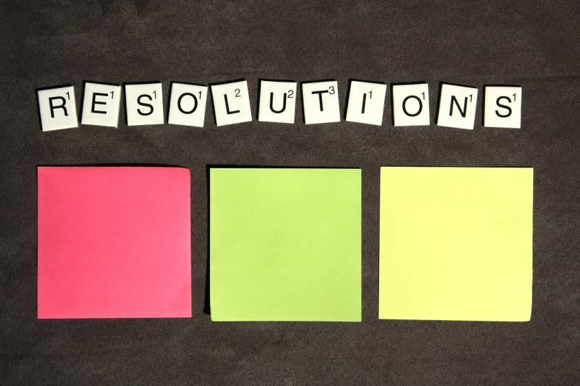 3 astuces pour attendre vos résolutions