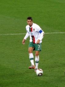 Cristiano Ronaldo, Ne vous fiez pas aux apparences