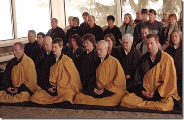 la méditation @Big Mind Zen Center