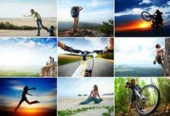Sport en voyage