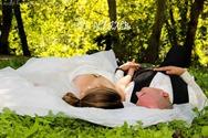 Mariés relaxés