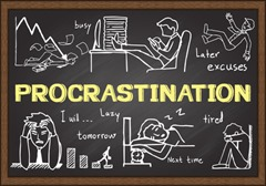 All About Procrastination