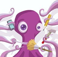 Busy Octopus