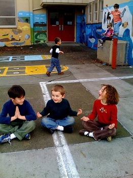 méditation pour enfant pour gérer les émotions
