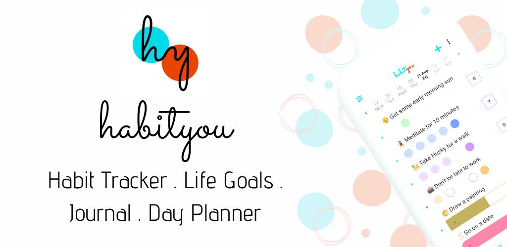 HabitYou - Habit Tracker App Product Guide