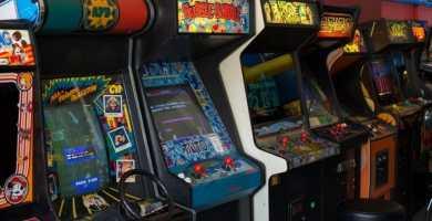 Juegos Arcade de los 80
