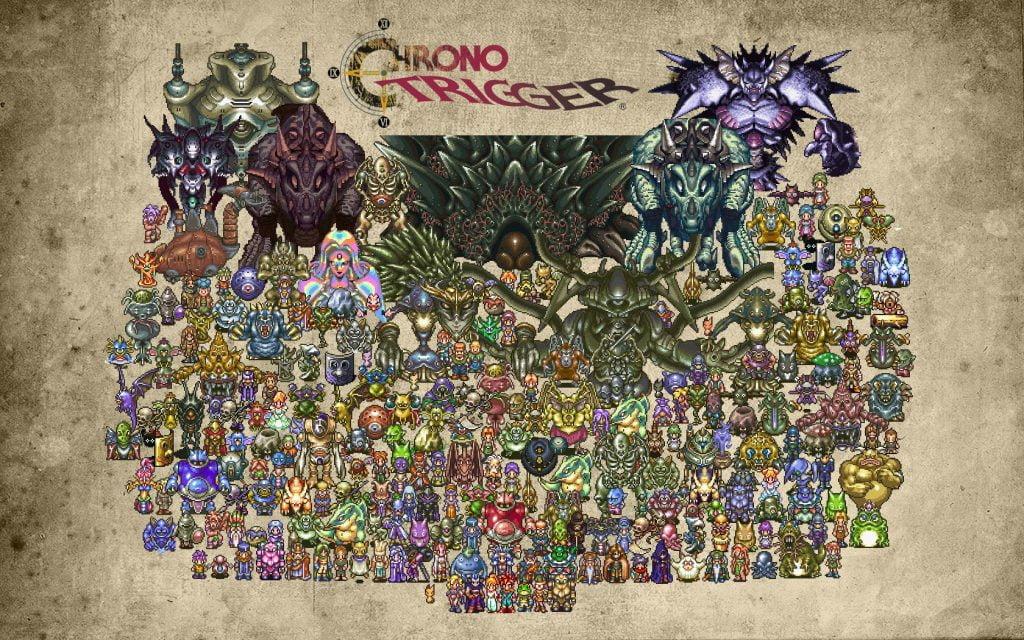 Chrono Trigger - Juegos RPG