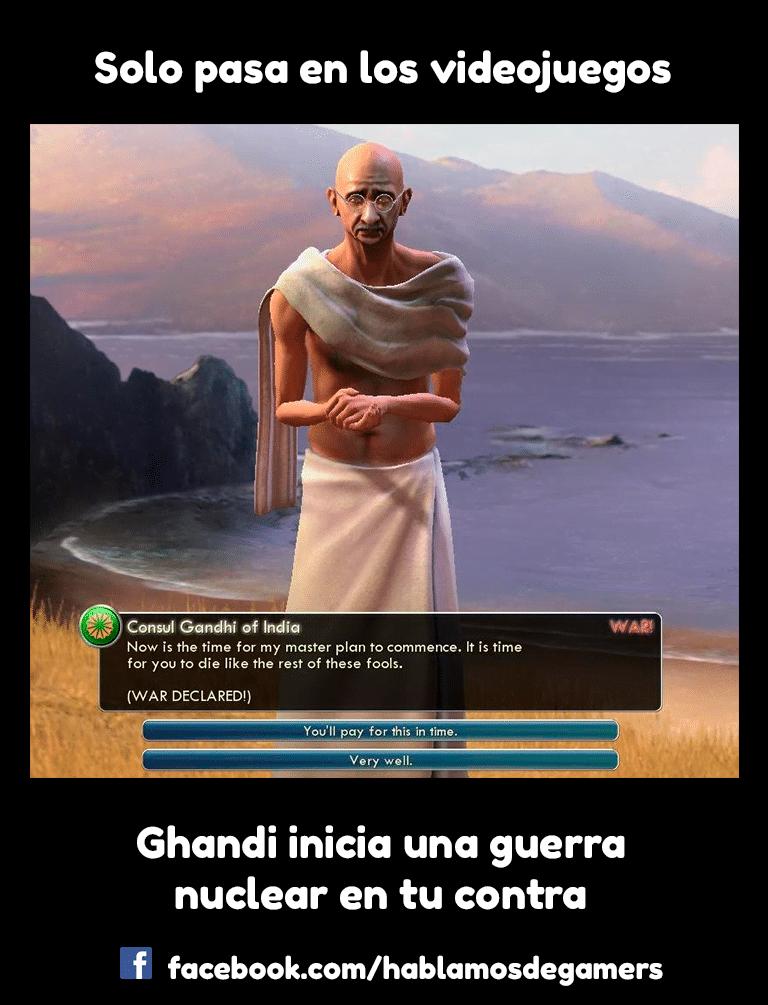 Memes de videojuegos - Civilization V