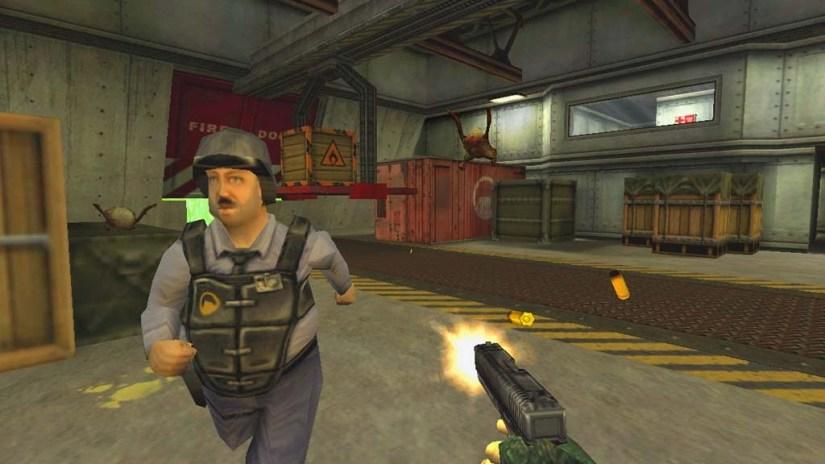 Juegos antiguos de PC - Half Life