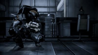 Juegos RPG - Mass Effect