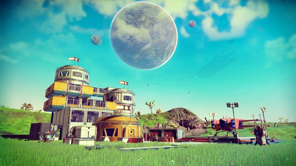 no mans sky next actualizacion pc ps4