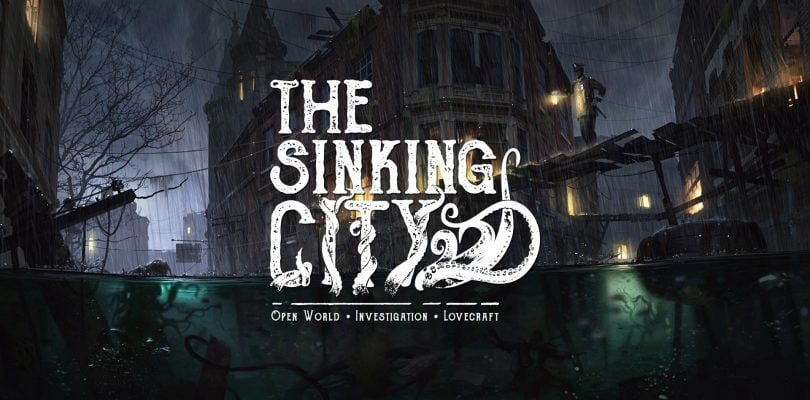 The Sinking City tráiler Lovecraft videojuegos de terror