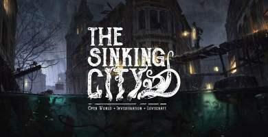 The Sinking City tráiler Lovecraft videojuegos de terror