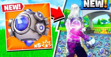 fortnite parche 5.30 y nueva granada shockwave