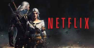 the witcher serie español para netflix