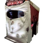 house of the dead scarlet cabina arcade 5d