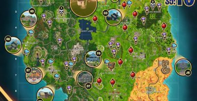 Where are puzzle pieces or puzzles in Fortnite