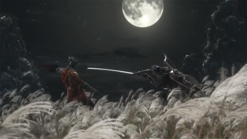 trailer y trama de Sekiro Shadows Die Twice