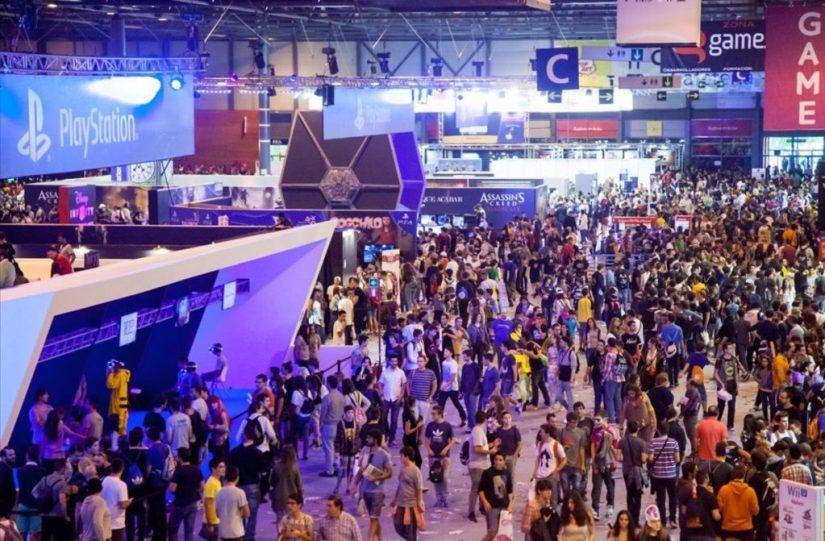 Madrid Games Week feria de videojuegos