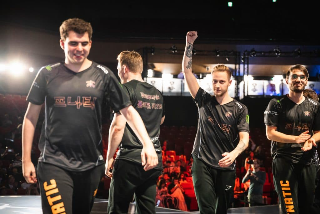 Fnatic favorito frente a Cloud 9