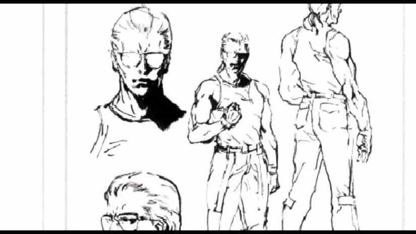 Master Miller Kazuhira Miller Metal Gear Solid