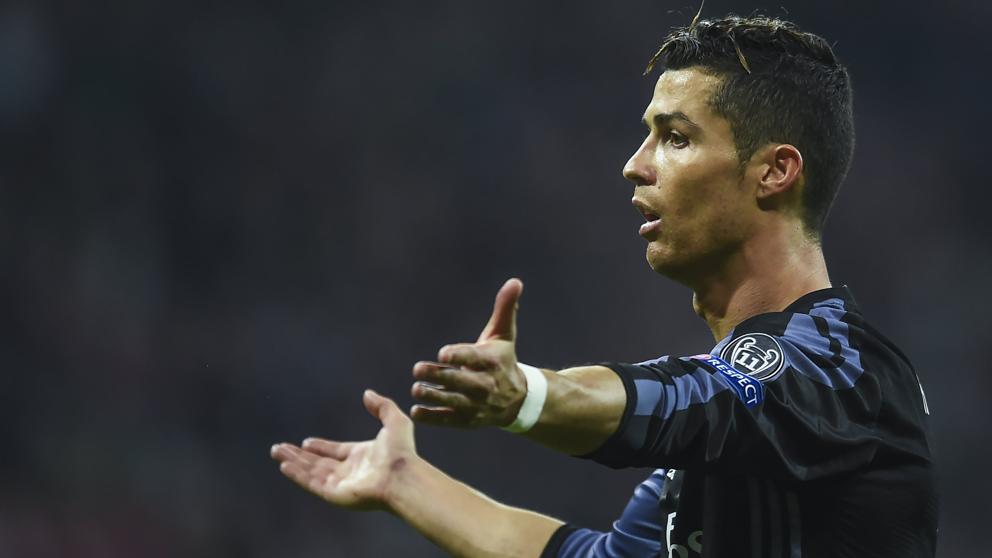 Cristiano Ronaldo Juventus EA Sports violación