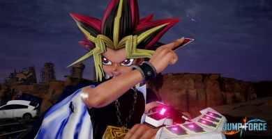 Jugabilidad de Yugi en Jump Force