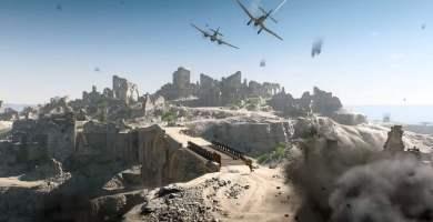 Battlefield 5 8 mapas multijugador
