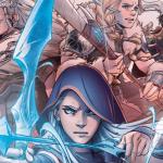 Riot Games Marvel está trabajando en el nuevo cómic de League of Legends