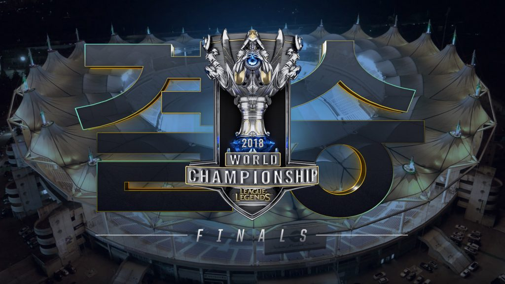 League of Legends Worlds 2018 Final
