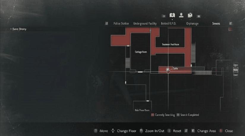Cómo desbloquear las cajas de seguridad en Resident Evil 2