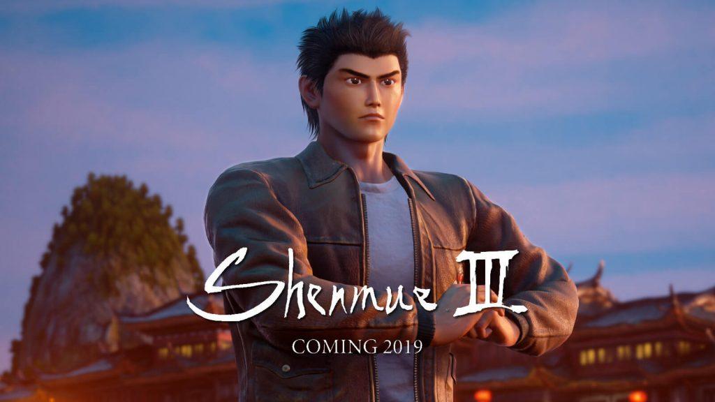 Shenmue 3 duplica la duración de los juegos anteriores